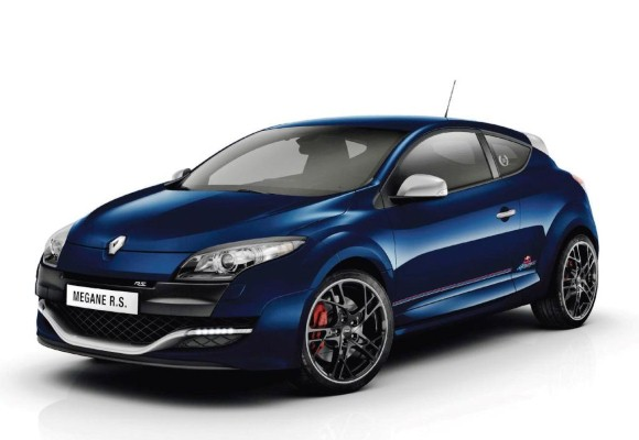 Renault Megane Renaultsport Red Bull Racing RB8
