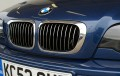 B-G stainless steel grille for BMW E46 3-Series