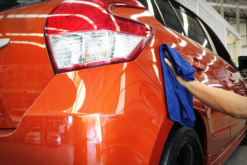 6 Smart Ways to Make Your Car Look Car Look Brand New Again | totallymotor